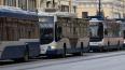 Движение троллейбусов по Кондратьевскому проспекту ...