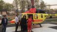 Двух человек госпитализировали в Петербург на вертолетах ...