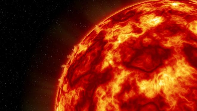 8 сентября на Солнце произошла третья мощная вспышка