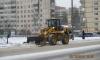 В Петербурге за неделю убрали более 42 тысяч тонн снега