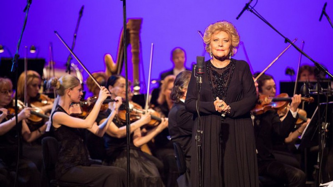 В Петербурге прошел вечер в честь 25-летия Культурного центра Елены Образцовой