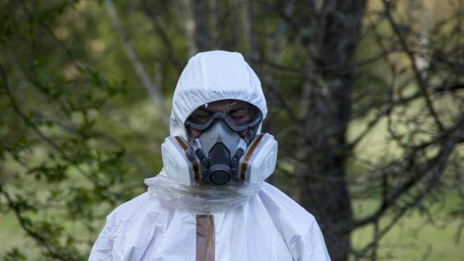 Из Петербурга вывезли более 100 кг химических отходов