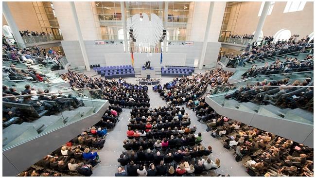 Президентом Германии стал 72-летний бывший пастор