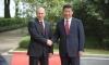 Президент Путин посетил с двухдневным визитом Китай