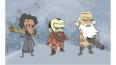 В новом клипе Бутусова писатели-киборги начнут войну ...