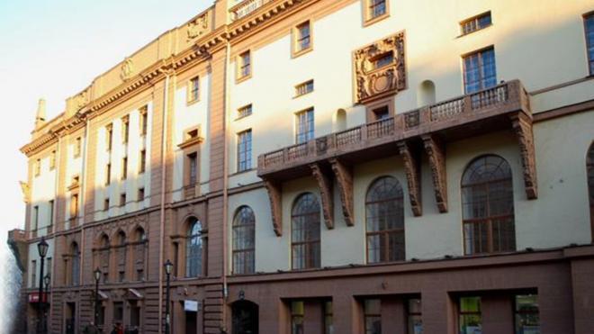 В петербургском Доме Радио восстановят церковь Николая Чудотворца