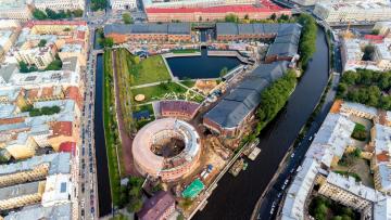 Петербург вошел в первую пятерку рейтинга качества ...