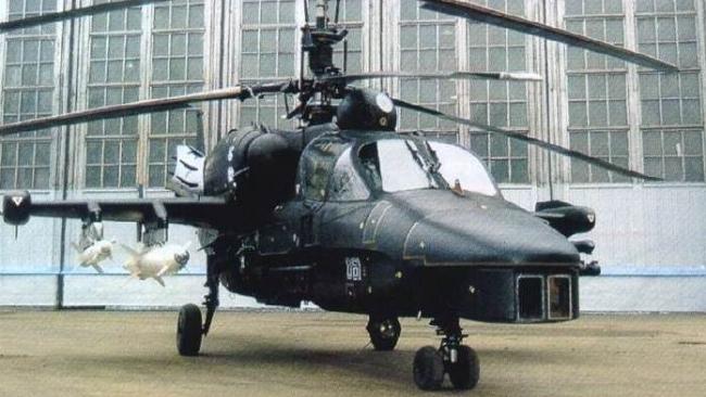 В Тверской области в результате крушения вертолета Ка-52 погиб штурман