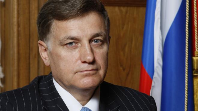 Вячеслав Макаров поздравил Правительство Санкт-Петербурга с юбилеем