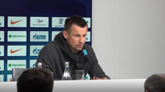 """Семак заявил, что """"Зенит"""" не выйдет в полном составе против """"Динамо"""""""