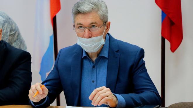 Ильдар Гилязов приступил к исполнению обязанностей главы администрации Выборгского района
