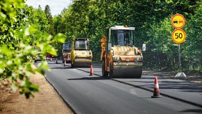 Ленобласть объявила 13 тендеров общей суммой 2,2 млрд рублей на ремонт региональных дорог