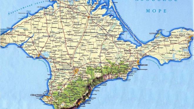 Украина в очередной раз попыталась напугать Россию судебным иском за Крым