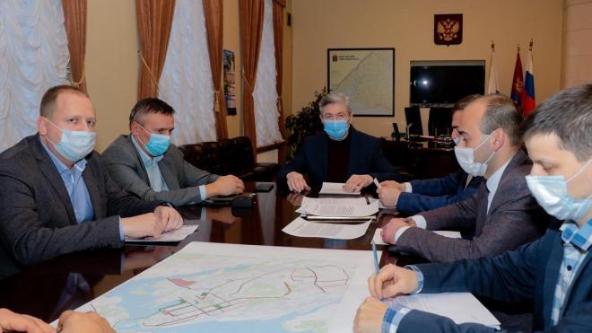 Администрация Выборгского района проверила качество уборкикоммунальных служб