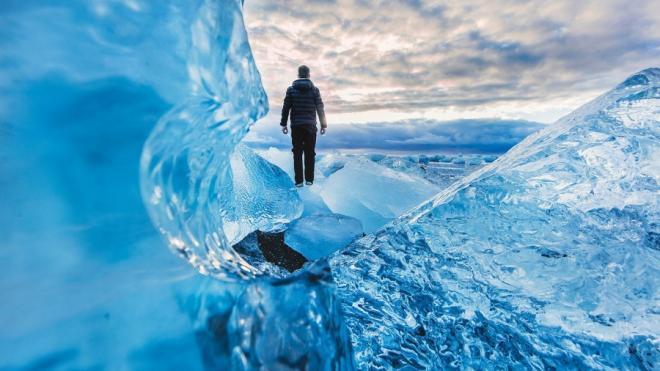 В Гренландии нашли подледное озеро, хранящее себе массу информации об изменениях на Земле