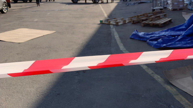 """На базе """"Салова"""" перестрелка: есть пострадавшие"""