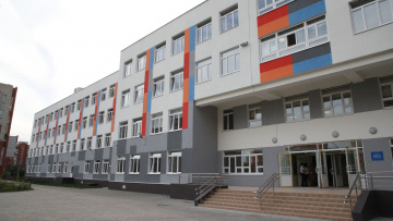В Калининском районе 1 сентября откроется школа на ...