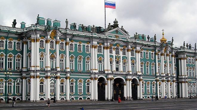 Эрмитаж попал в топ-3 самых упоминаемых музеев России