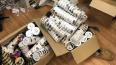 Таможенники изъяли более тонны снюса со склада на ...
