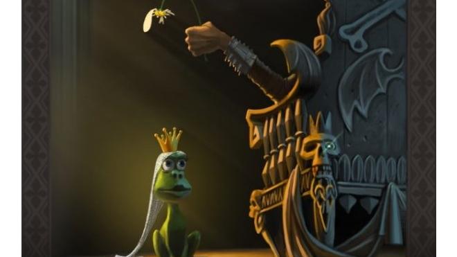 Киностудия имени Горького хочет создать 3D-мультфильм про Кощея Бессмертного