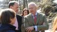 Выборгский парк Монрепо посетил потомок его бывших ...