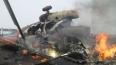 При крушении вертолета МИ-8 в Якутии выжило четыре ...