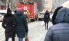 """В Петербурге эвакуируют ТРК """"Норд"""" из-за пожарной тревоги"""