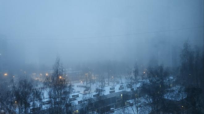 В понедельник температура в Петербурге приблизится к климатической норме