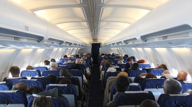 В Новосибирске совершил экстренную посадку «Боинг-737»