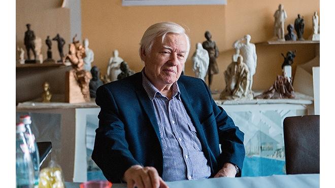 Полтавченко выразил соболезнования в связи со смертью скульптора Альберта Чаркина
