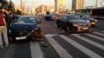 Серьезное ДТП в Калининском районе: столкнулись две ...