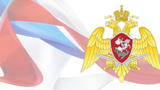 Путин поздравил росгвардейцев с пятилетием ведомства