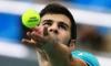 Российский теннисист проиграл швейцарцу Стэну Вавринке в Петербурге