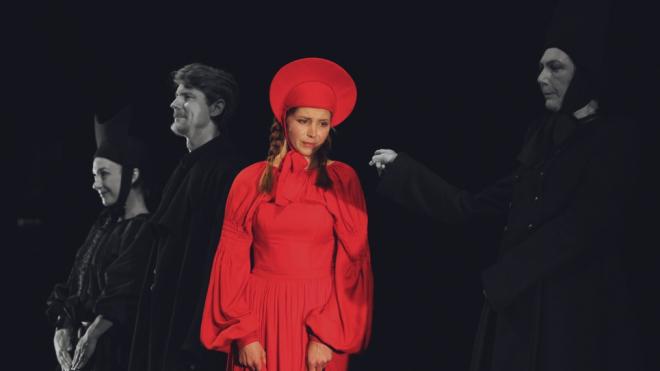 """Спектакль """"Гроза"""" в БДТ им. Г. А. Товстоногова"""
