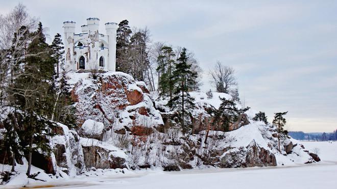 Финские специалисты положительно оценили реставрационные работы парка Монрепо
