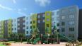 В Гатчинском районе началось проектирование дома для пер...