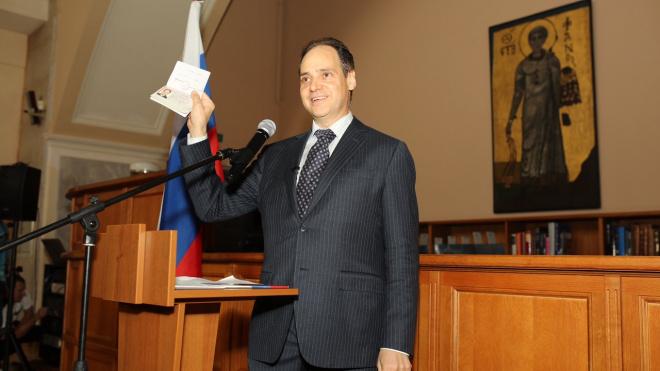 Американец получил российский паспорт после перевода стихов Пушкина