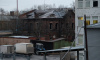 На Рощинской сносят здание бывшей елочной фабрики