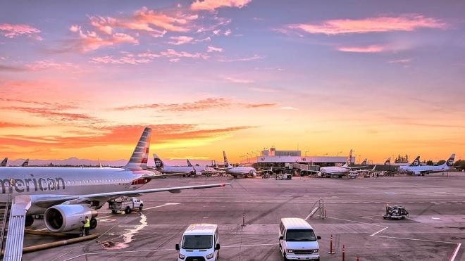 В Пулково опровергли информацию о проблеме с посадкой самолетов