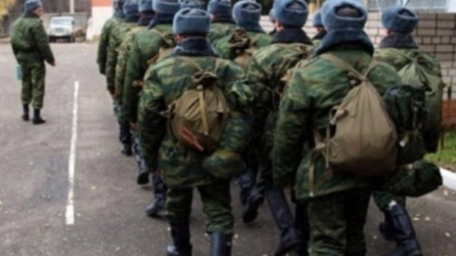 В этом году в армию призовут 2600 петербуржцев