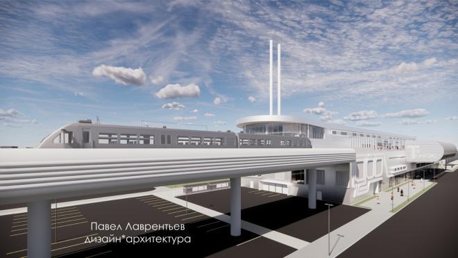 Для пригородов Петербурга разработали линии надземного метро