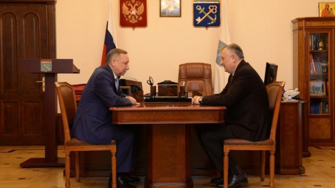 Дрозденко заявил, что Ленобласть не будет объединяться с Петербургом