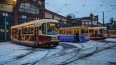 """На дороги Петербурга выйдут """"волшебные трамваи"""",украшен ..."""