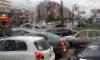 Между Бухарестской и Славы пробка: в очередной раз не работает светофор