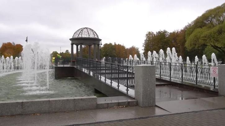 Ремонт городских фонтанов обойдется Петербургу свыше 10 млн. рублей