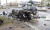 На шоссе Революции ДТП, три человека погибло, один сгорел заживо