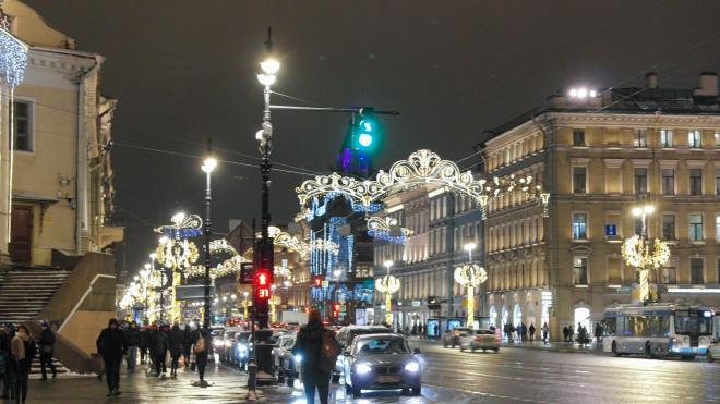 Петербургские отели в новогодние праздники были заполнены на 20%