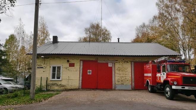 В Высоцке планируют построить новое пожарное депо