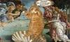 Кот-искусствовед будет бороться с вандализмом на улицах Петербурга