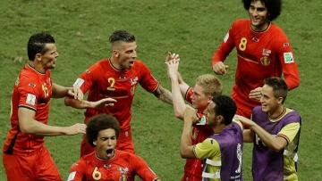 Бельгийцы не оставили шансов венграм